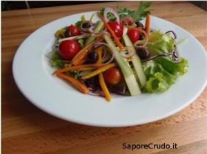 raw food! Insalata Mista per lEestate!