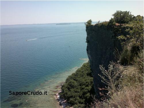 La Rocca di Manerba.