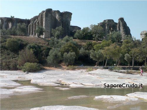 Le Grotte di Catullo, Sirmione.