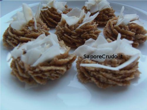 Biscotti di Cocco.