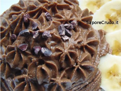 Budino al Cacao raw
