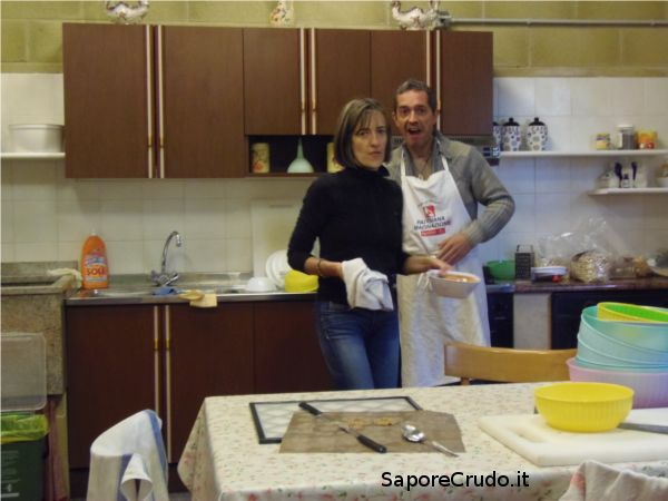 Monica e Marcello all'Opera