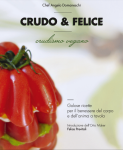 Libro di ricette Crudiste Vegane