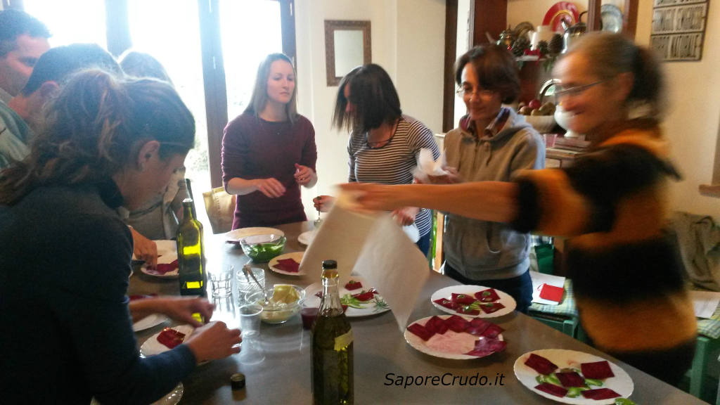 Corso Pratico Raw Food a Castelleone