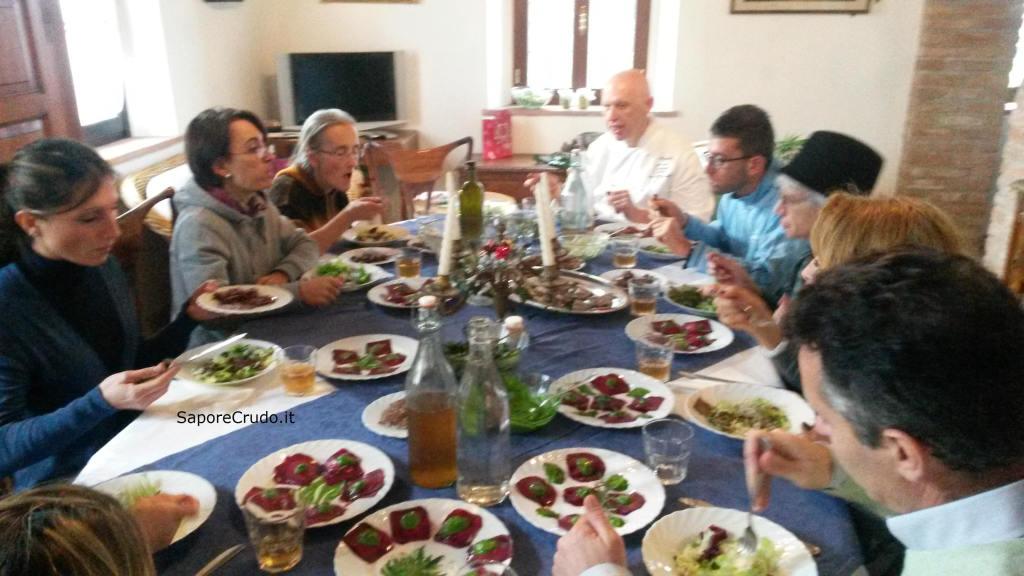 Corso di Cucna Crudista Vegana a Castelleone Cr