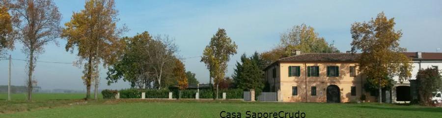 Casa SaporeCrudo The Raw Home Restaurant Italia